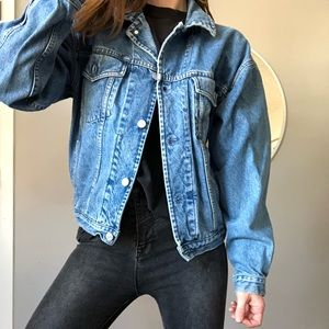 Vintage 90's Gap denim jacket